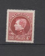 COB 292B * Neuf Charnière Dentelé 14 X 14 1/2 Cote 35€ - 1929-1941 Gran Montenez