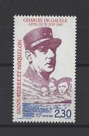 ST PIERRE ET MIQUELON.  YT  N° 521  Neuf **   1990 - Unused Stamps
