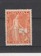 COB 264 Oblitéré Première Orval Cote 28€ - 1929-1941 Gran Montenez