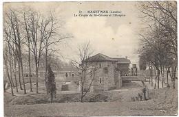 L100H641 - Hagetmau - 37 La Cryptede St-Girons Et L'Hospice - Hagetmau