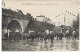 L100H642 - Hagetmau - 47 Le Pont Du Louts Et La Baignade - Hagetmau
