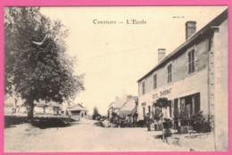 Contigny  - école - Commerce Hôtel Bardinat  * Allier 03500 * Contigny Arrondissement De Moulins - Andere Gemeenten