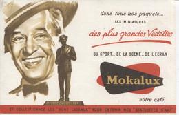 BUVARD MOKALUX - MAURICE CHEVALIER - M