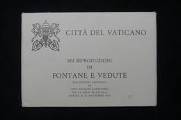 VIEUX PAPIERS.- Vatican - Document D'après Des Estampes Originales Anciennes  - L 87502 - Collezioni