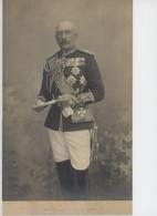 ° WW1 ° GENERAL ° Photo Collée Sur Carton 17.5 X 27.5 Cm ° - Oorlog, Militair