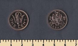 Barbados 1 Cent 1983 - Barbados