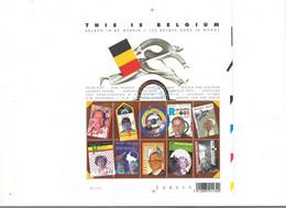 Belgique Bloc 108 This Is Belgium 2004 - Bloques 1962-....