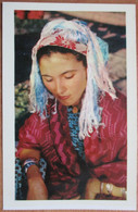 ISRAEL INDIA WOMAN MAN PERSON PERSONALITIES POSTCARD PICTURE PHOTO CARD ANSICHTSKARTE CARTOLINA CARTE POSTALE - Israele