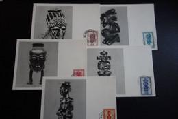 Cartes Plasmarine Du CONGO BELGE - Collections