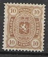 Finland Mint Stamp No Gum (min 120 Euros If *) - Ongebruikt