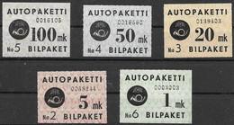 1949 Finland BoB Mint Low Hinged * (100 Euros) - Pakjes Per Postbus