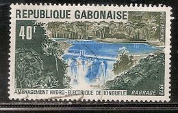 GABON OBLITERE - Gabon