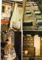 4 Cartes Postal La Bastide De Murat Le Musee - Unclassified