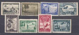 Spain 1930 Airmail Iberoamericana Mi#554-561 Mint Hinged - Neufs