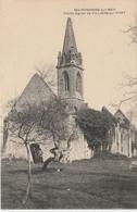 Calvados.  Ste-Honorine-sur-Mer.  Vieille église De Villiers-sur-Port. - Altri Comuni
