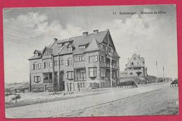 C.P. Duinbergen =  Groupes  De Villas - Knokke