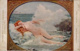 NU - EROTISME - La Naissance De Vénus De Henri Gervex - Beaux-Arts De Paris - - Unclassified