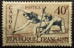 France N°963 JEUX OLYMPIQUES D'HELSINKI 1952 Oblitéré - Sommer 1952: Helsinki