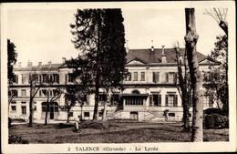 CPA Talence Gironde, Le Lycee - Altri Comuni