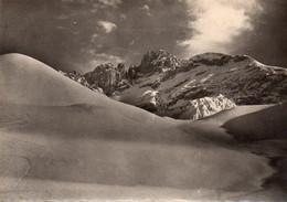 ~~ Courchevel Moriond - Vers Le Merlet , Champs De Ski Et L ' Aiguille De Mey - Courchevel