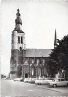 België - Vlaams-Brabant - Aarschot - O.L.V. Kerk - Zwart/wit - Gebruikt - Aarschot