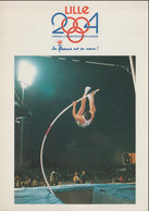 France Postcard Lille2004 Candidate City To Host Olympic Games - Mint (G124-9) - Estate 2004: Atene