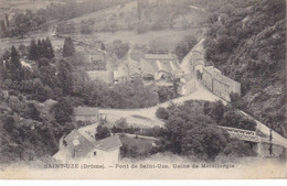 Drôme - Saint-Uze - Pont De Saint-Uze - Usine De Métallurgie - Other Municipalities