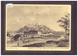 FORMAT 10x15cm - ROMONT EN 1840 - TB - FR Fribourg