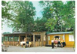 CAMPING KON TIKI - GEMMENICH - Jeux Natation Equitation Café Restaurant - Edition Lander, Eupen N° 7.078 - Blieberg