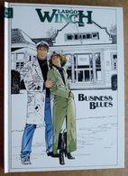 Largo Winch - O.P.A./ Business Blues - Edition Pour Les 100 Ans De L' Ecole De Commerce Solvay - Largo Winch