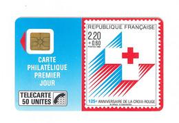F34 - Croix Rouge Française 1 - 1988