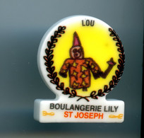 "FEVE - FEVES -  ""PERSO BOULANGERIE LILY - ST JOSEPH"" -   LOU - 44 - Altri"