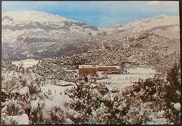 Ak  Spanien - Mallorca  - Santuari De Lluc - Übersicht - Winter - Mallorca