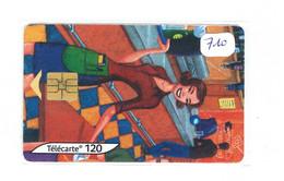 F1245B 970 - Buraliste - 2002