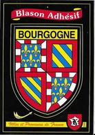 21 BOURGOGNE . BLASON  ADHESIF . - Unclassified