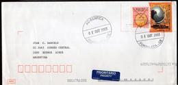Brasil - 2003 - Lettre - Priority - Envoyé En Argentina - A1RR2 - Lettres & Documents