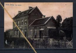 PHOTO KLEIN SINAI St NIKLAAS OOST VLAANDEREN  STATION STATIE REPRO - Sint-Niklaas