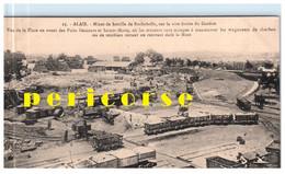 30 Alais  Mines De Houille De Rochebelle - Alès