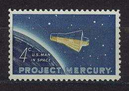 1962United States USA822Mercury - USA