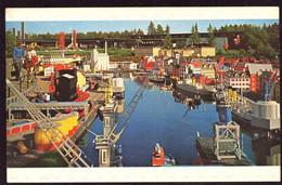 AK 001622 DENMARK - Billund -Legoloand - Harbour - Danimarca
