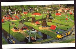 AK 001626 DENMARK - Billund - Legoland - Dutch Landscape - Dänemark