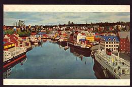 AK 001632 DENMARK - Billund - Legoland - Harbour - Danimarca