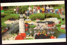 AK 001633 DENMARK - Billund - Legoland - Fishing Village - Danimarca