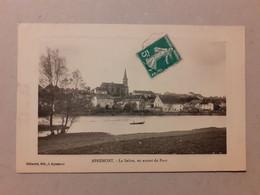 CPA - 70 - APREMONT - La Saône, En Amont Du Pont - Otros Municipios