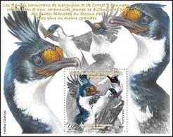 T.A.A.F. // F.S.A.T. 2021 - Faune, Elancés Comorans - BF Neufs // Mnh - Unused Stamps