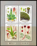 T.A.A.F. // F.S.A.T. 2021 - Fleurs Sauvages - BF Neufs // Mnh - Unused Stamps