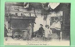 REPRODUCTION DE C P A----40----Intérieur Dans Les Landes--( Lou Pâchedeuy )---voir 2 Scans - Unclassified