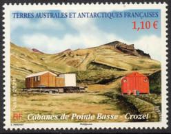 T.A.A.F. // F.S.A.T. 2021 - Cabanes De Pointe Basse - 1 Val Neufs // Mnh - Unused Stamps