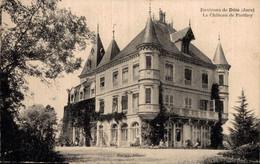 39  DOLE Le Château De Parthey - Dole