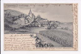 CP SUISSE (SAIGNELEGIER) ILLUSTRATION A.Barbier - JU Jura